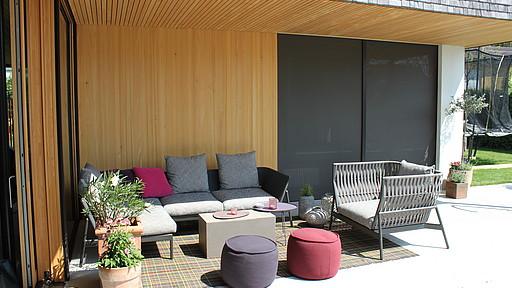 Terrassen Gartenmobel Bei Mebart In Sudtirol Modern Stilvoll